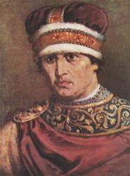 Jan Matejko, Władysław II Wygnaniec.jpg