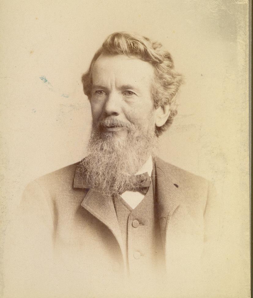 Jonathan Baxter Harrison, around 1880