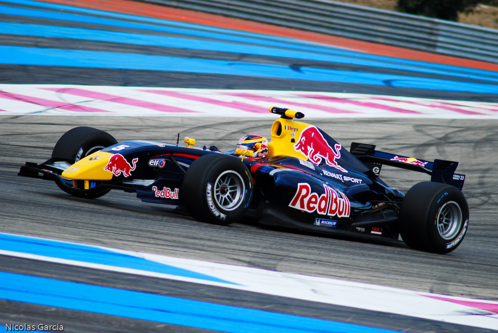 Racing In Car >> Jean-Éric Vergne - Wikipedia