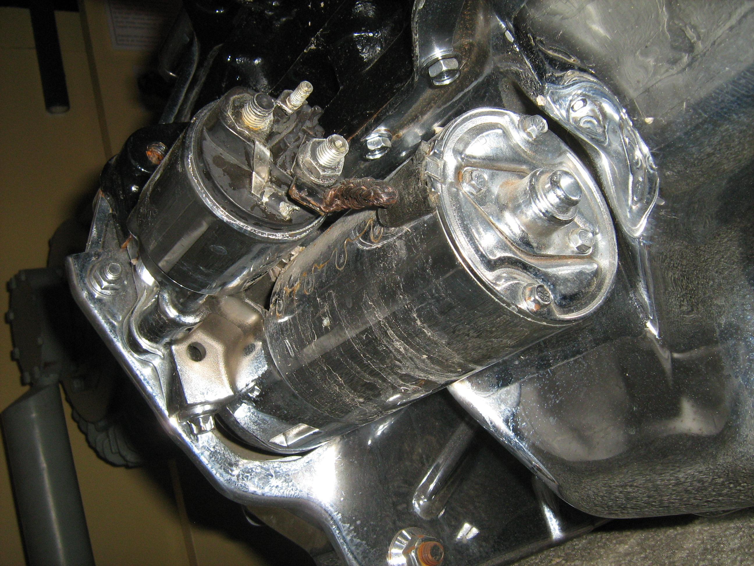 Ducati Throttle Cable
