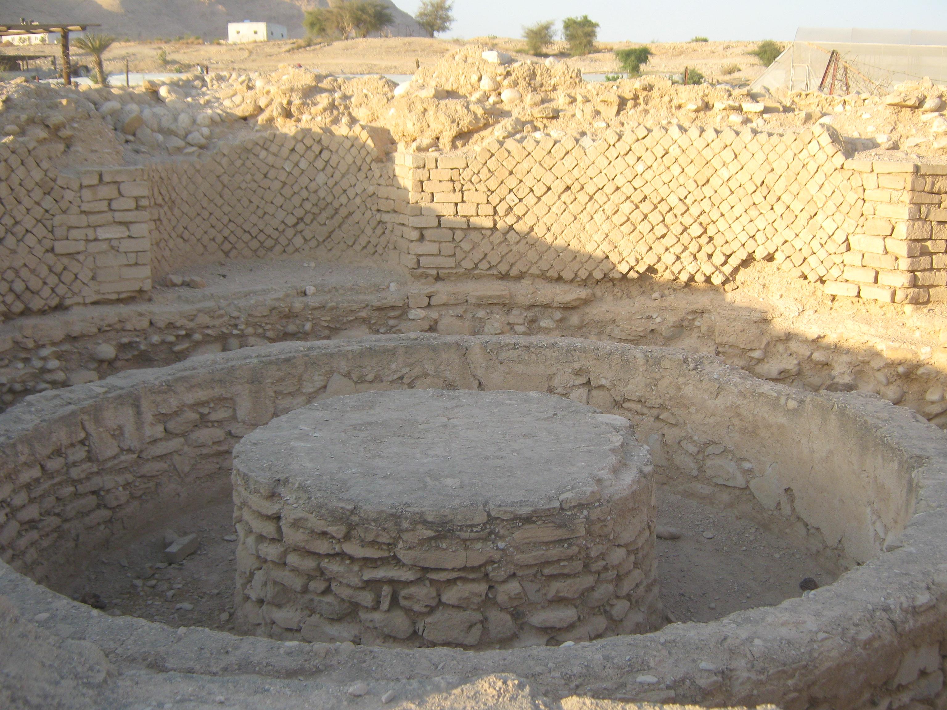 File jericho herodian bath jpg wikimedia commons for Jericho house