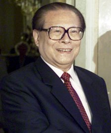 Jiang Zemin General Secretary of the Communist Party of China