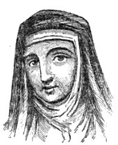 description of the prioress from the In the character of the nun, chaucer describes a woman who should be concerned with charity and prayer, but instead has the air of a lady with her.