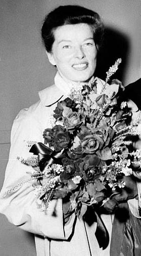 Katharine Hepburn  nackt