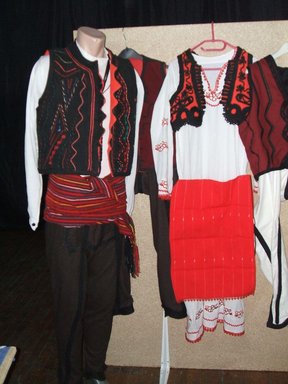 Kostume Popullore