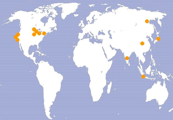 Maps World Map 2007