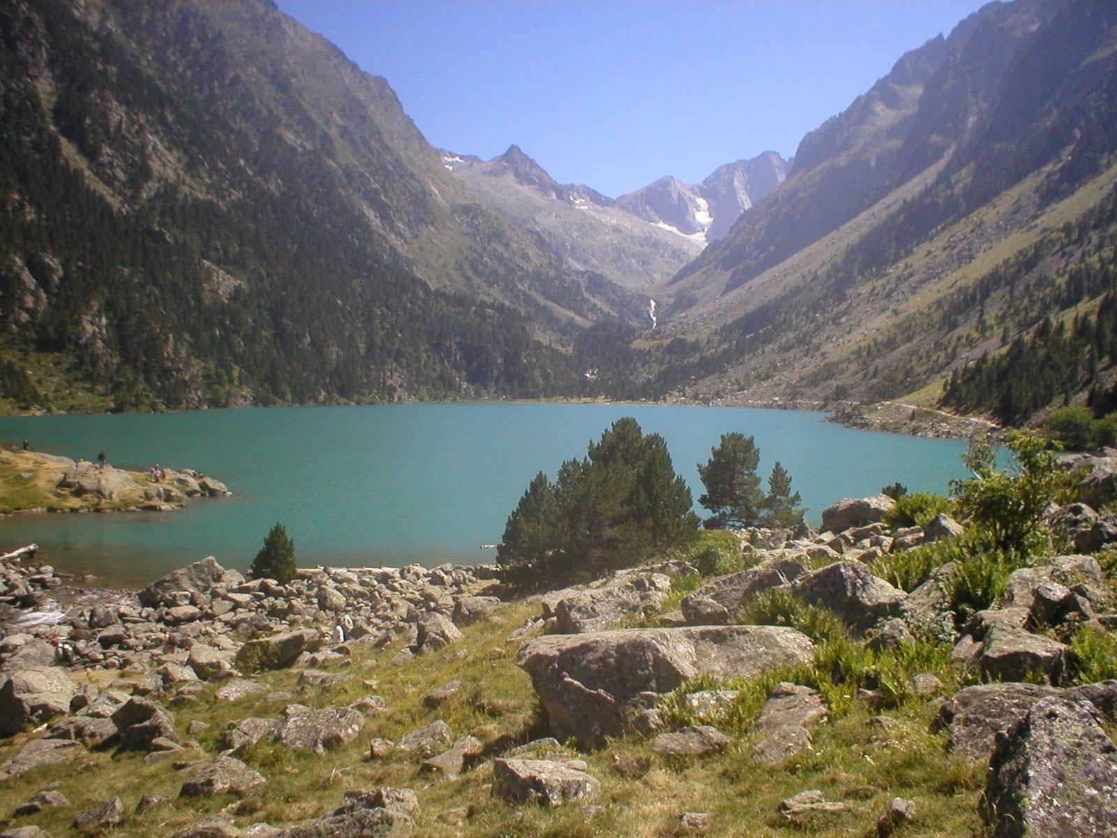 File lac de wikimedia commons - Lac de gaube ...
