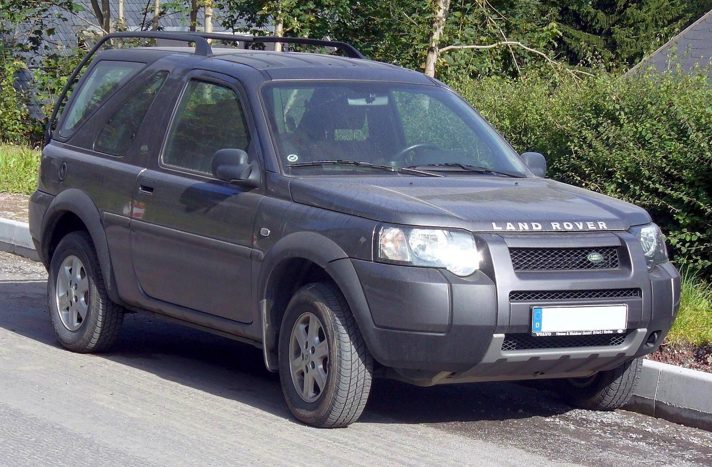 FileLand Rover Freelander 3-doors.JPG & File:Land Rover Freelander 3-doors.JPG - Wikimedia Commons