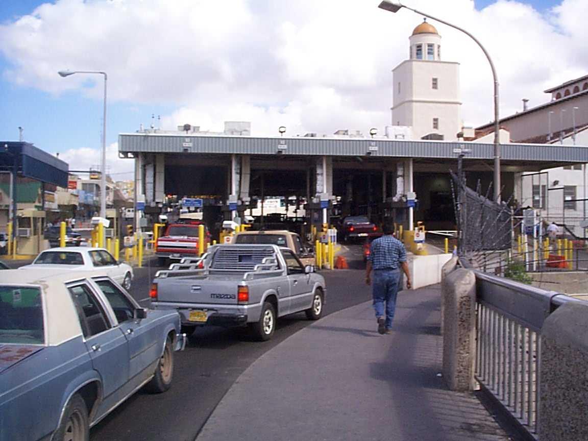 Laredo Convent Avenue Port Of Entry Wikipedia