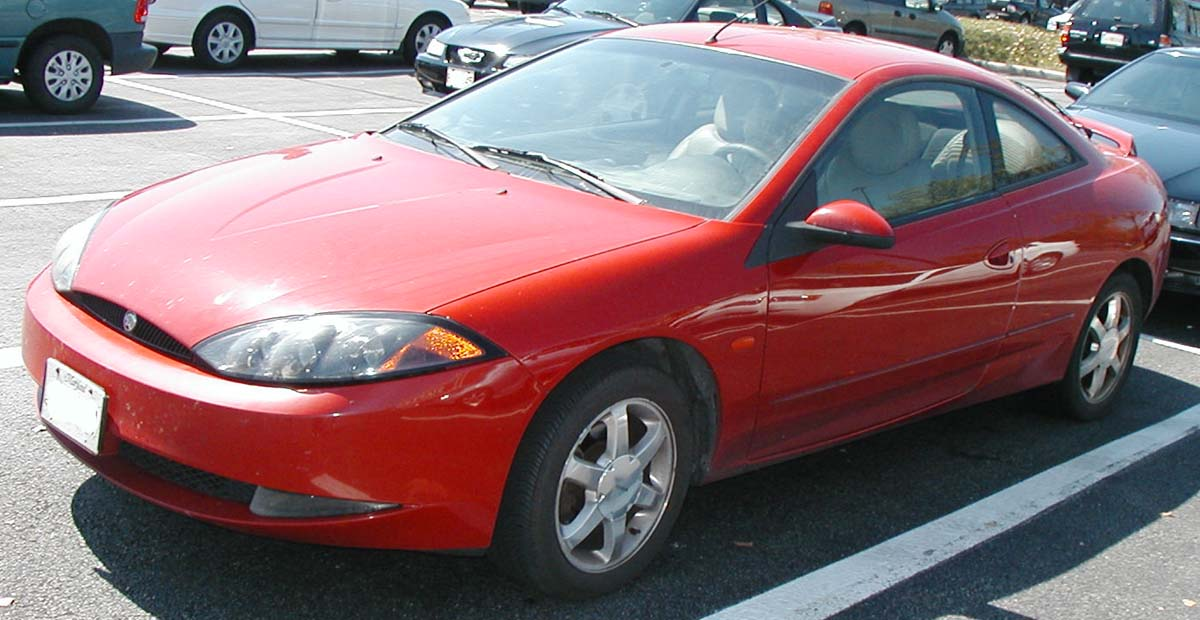 Ford Cougar - Wikipedia, den frie encyklopædi