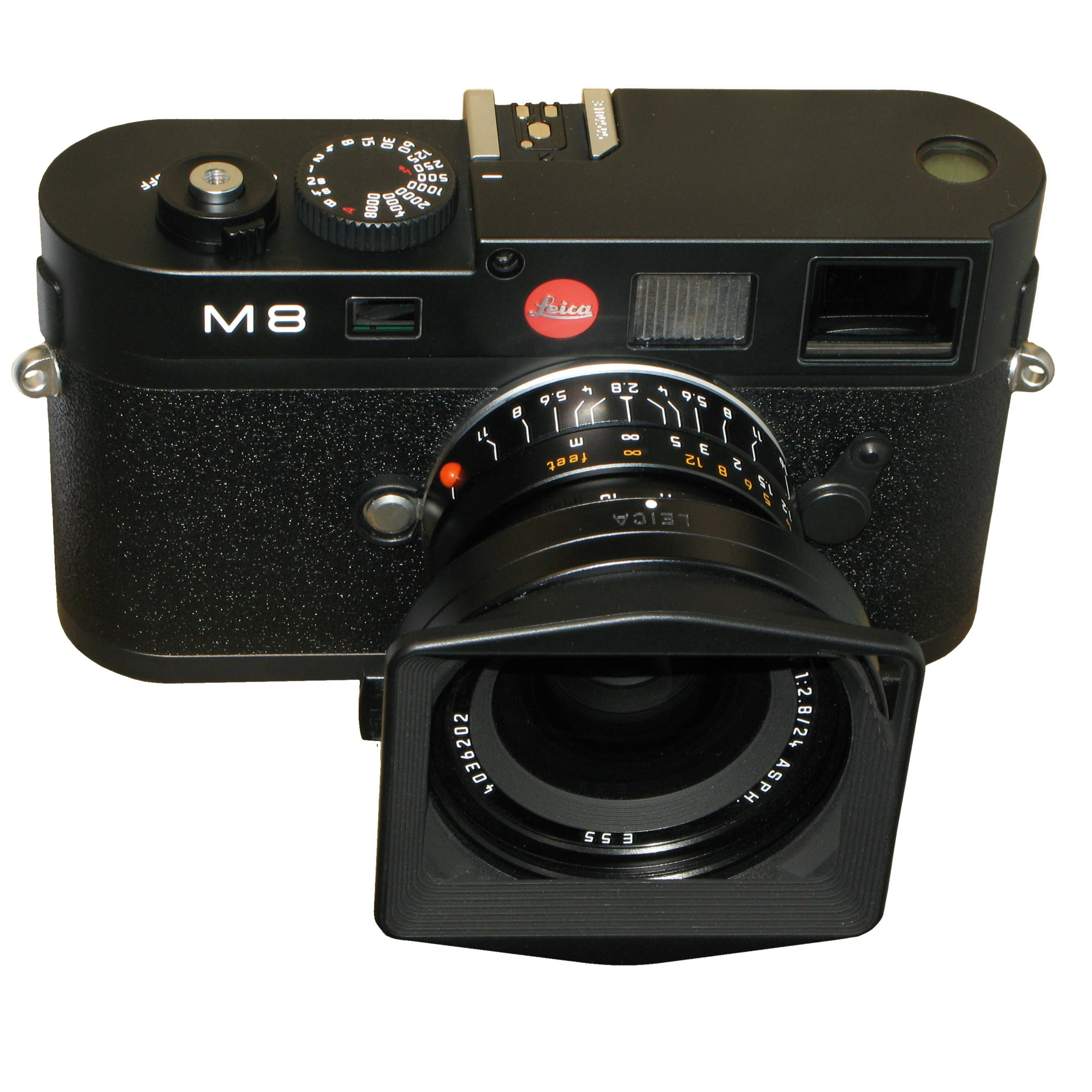 Leica M8 - Wikipedia