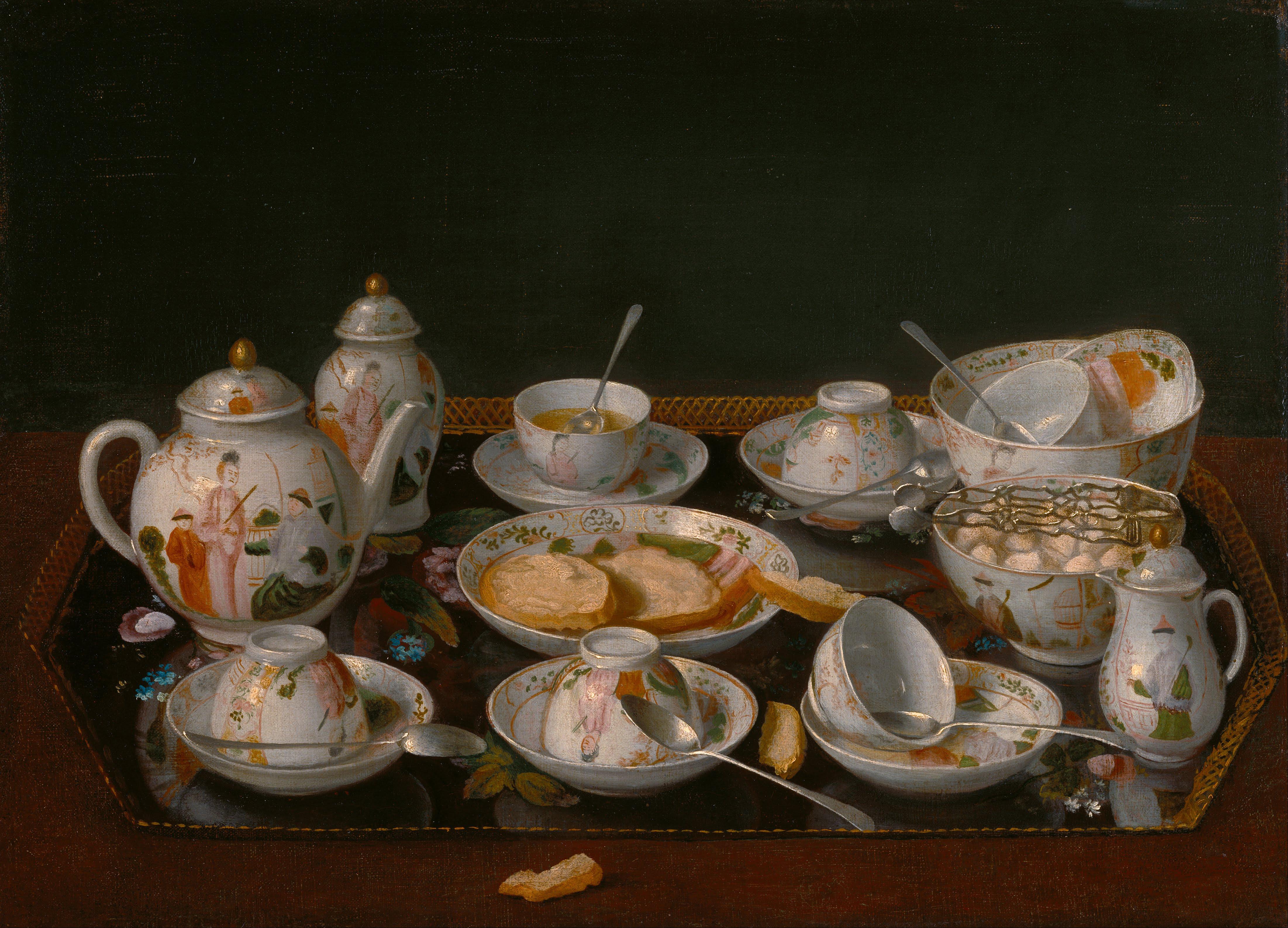 Tea Set Wikipedia