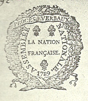 Fichier:Logo National Assembly (1789).png