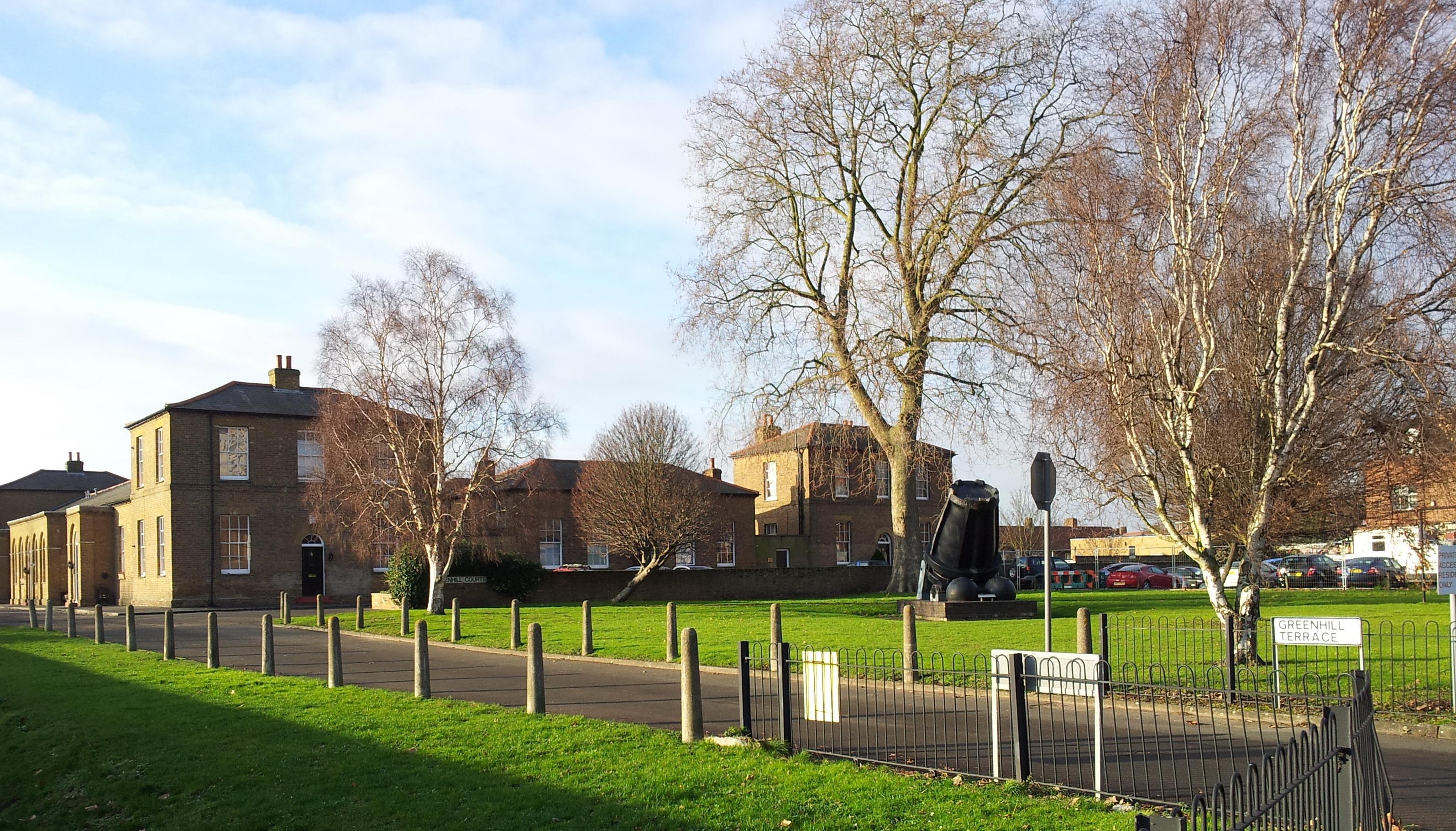 london, woolwich, former military buildings01.jpg