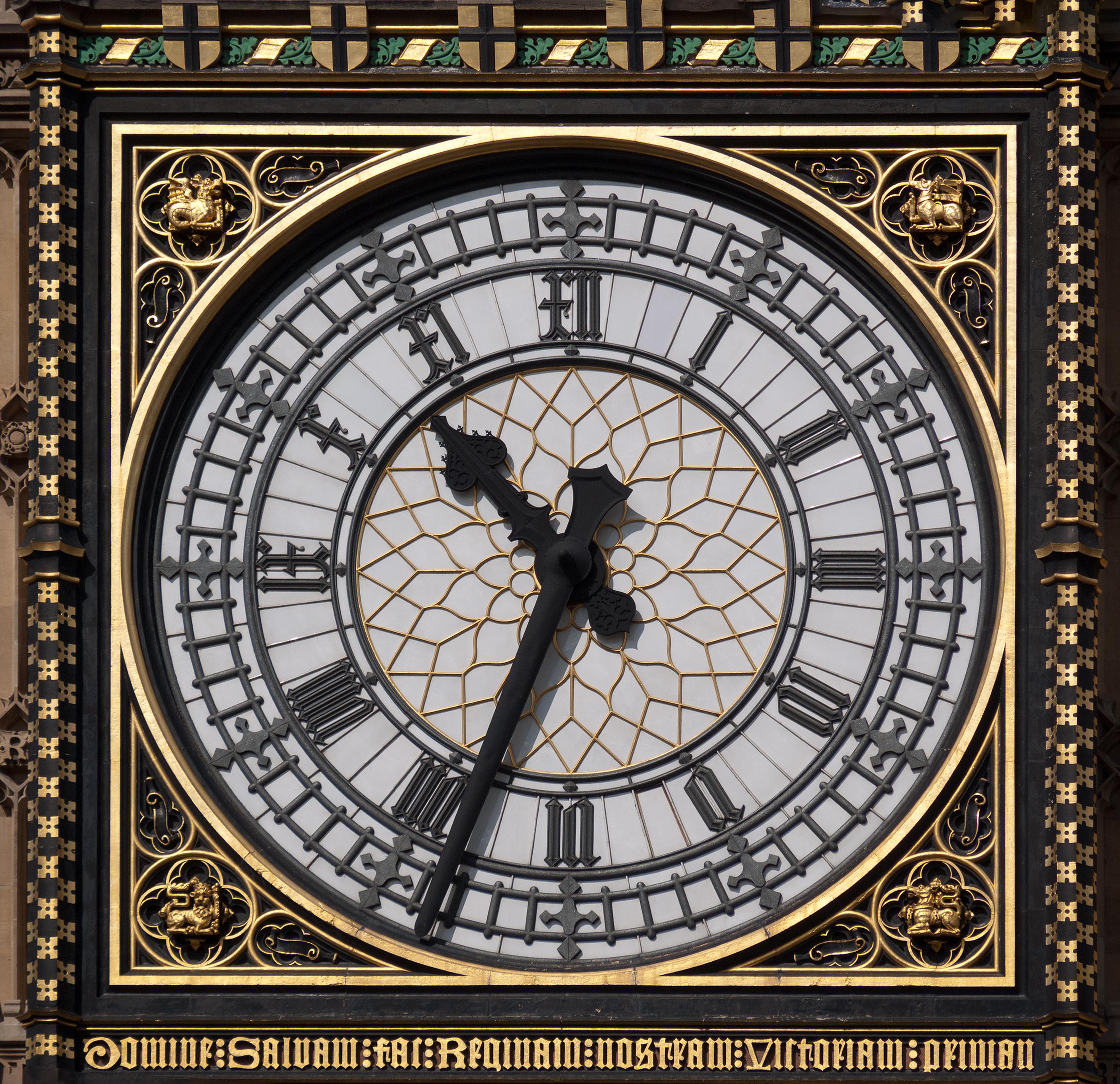 File:London Big Ben Inner Clock Face 1070925-PSD.jpg ...