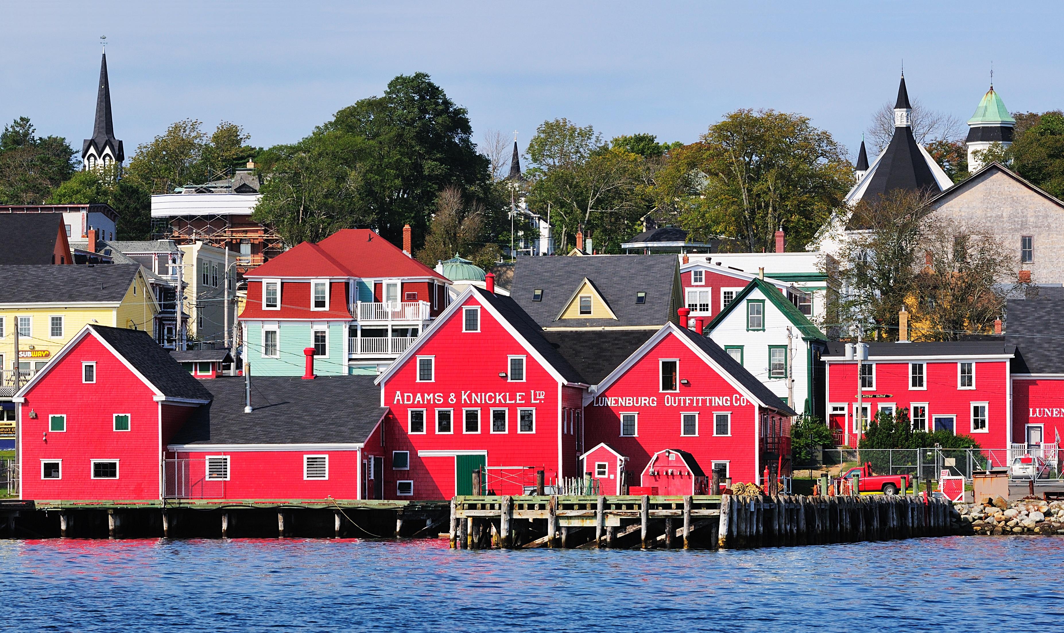 Lunenburg (Nova Scotia) – Reiseführer auf Wikivoyage