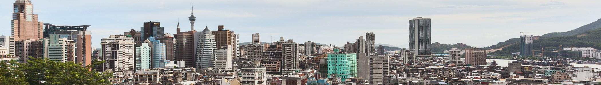 Macau banner