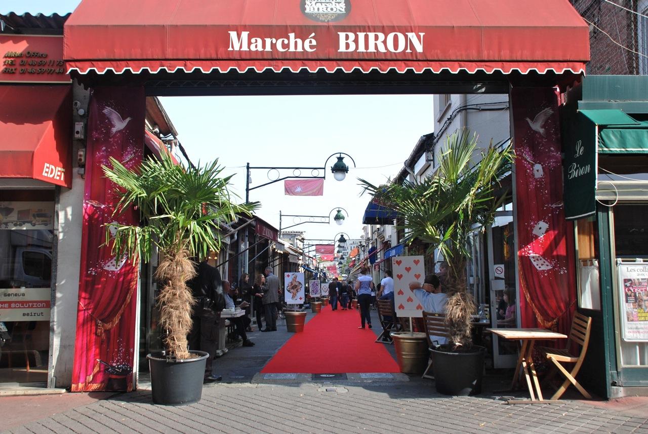 Marche Biron Wikipedia