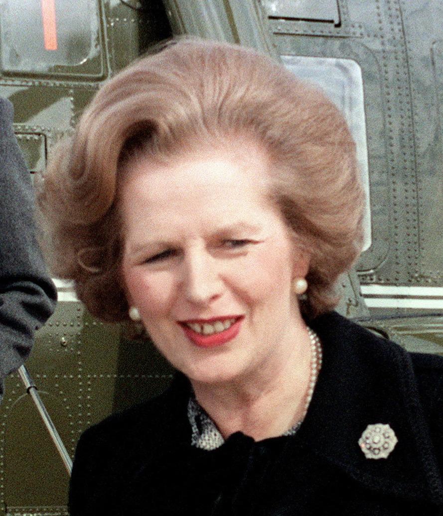 The legacies of Margaret Thatcher's rhetoric