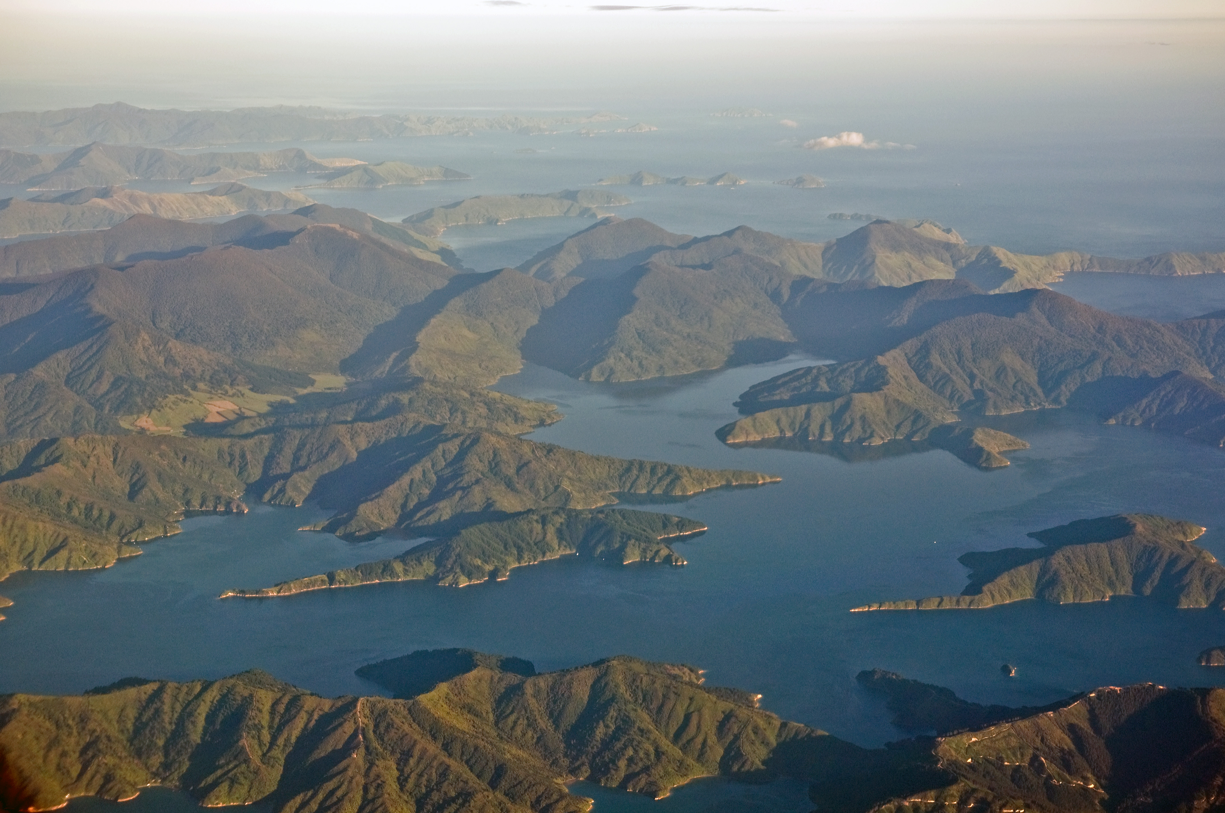 Marlborough Sounds New Zealand  city images : Description Marlborough Sounds, New Zealand, 26th. Nov. 2010 Flickr ...