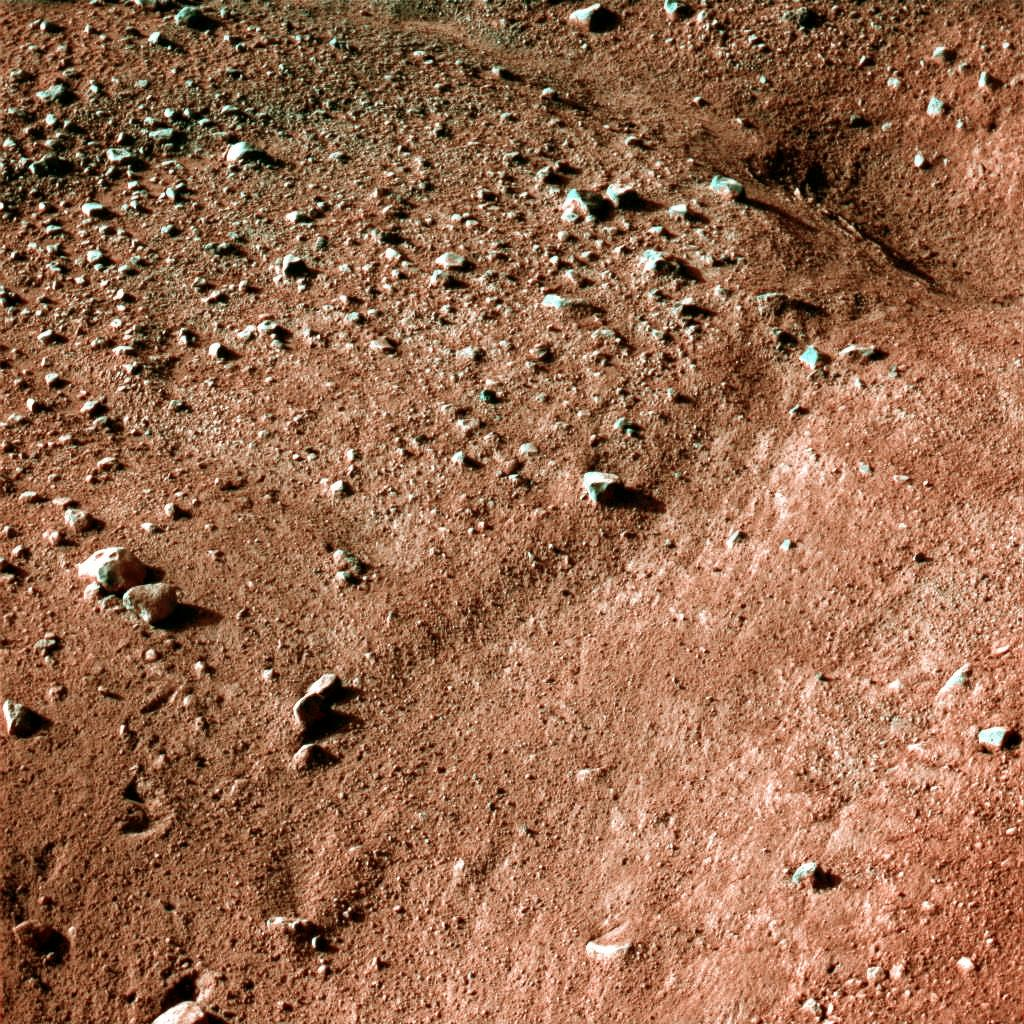 Захватывающие факты о планете Марс
