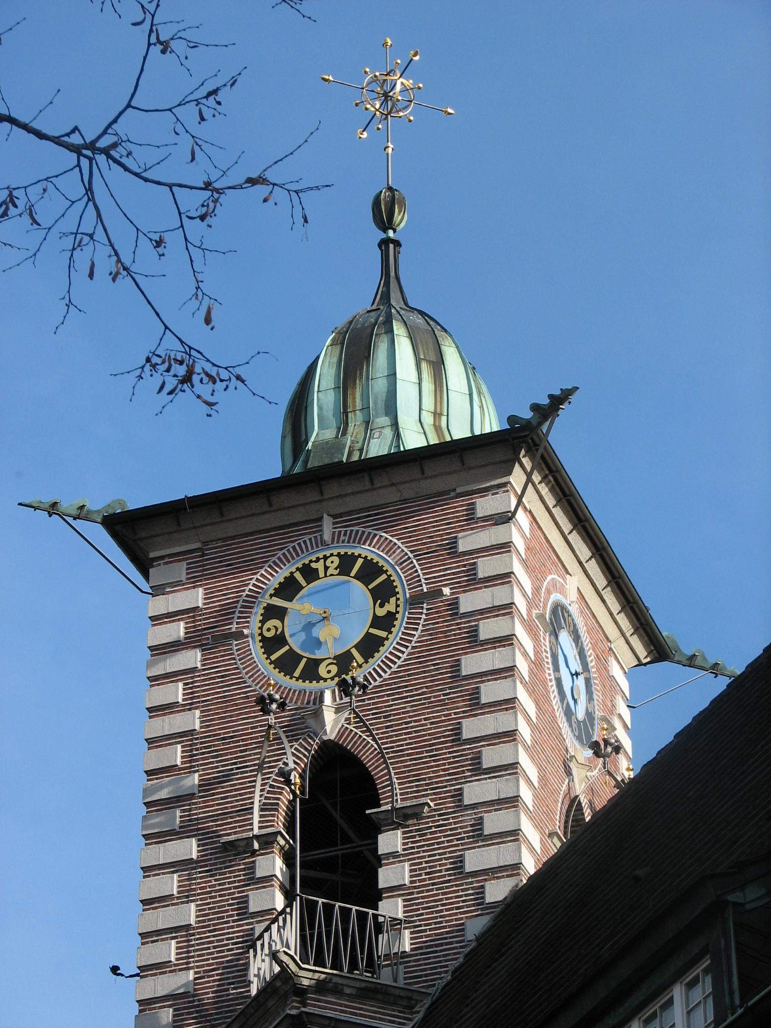 Turm der Evang. Martin-Luther-Kirche Ulm
