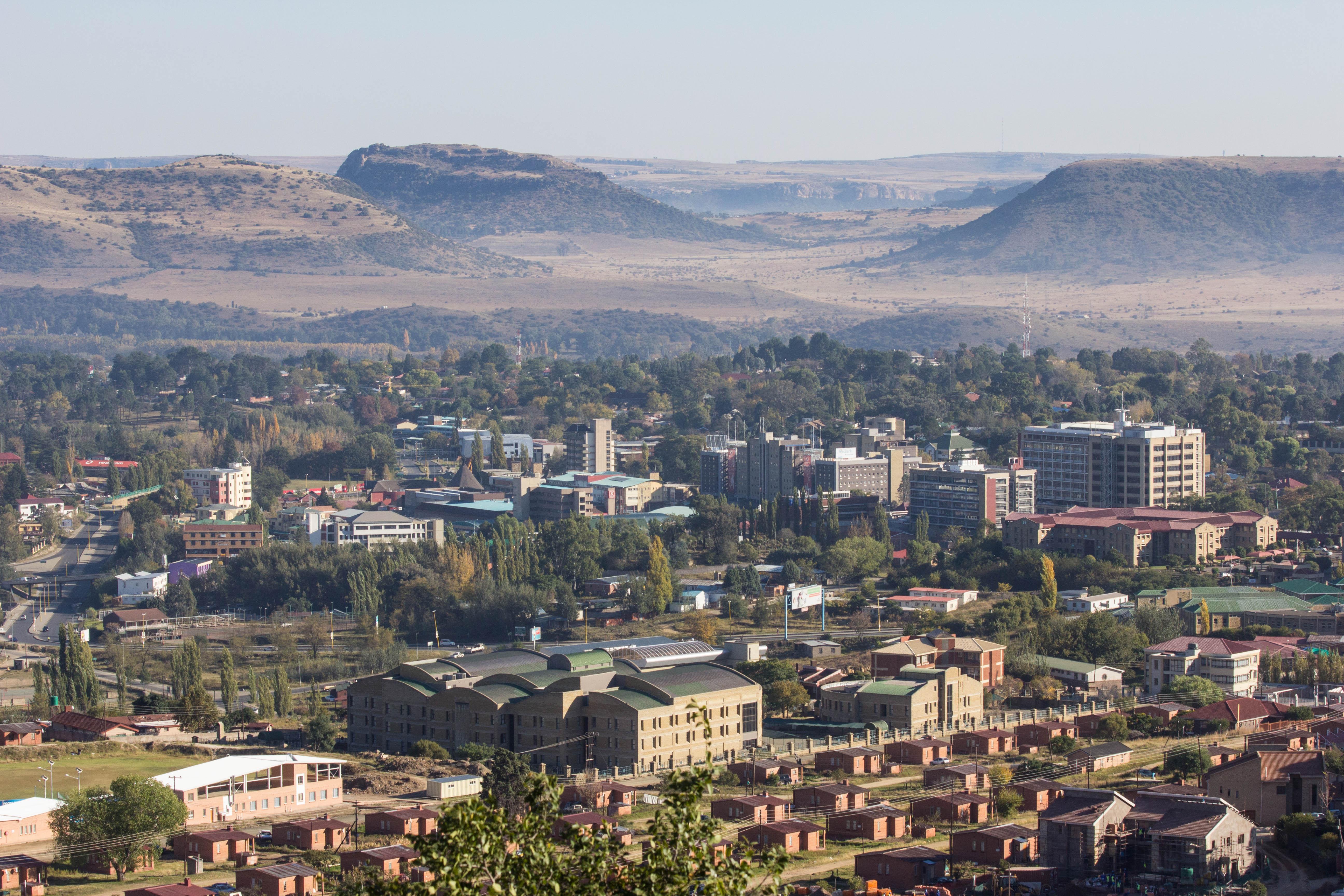 Economy of Lesotho - Wikipedia