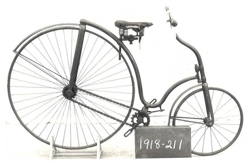 The McCammon Safety Bicycle