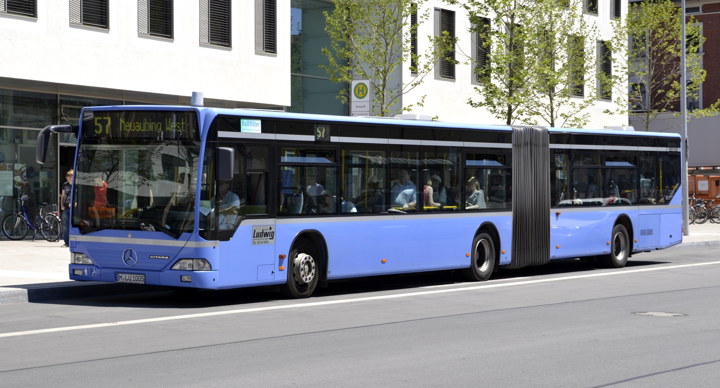file mercedes benz citaro bus in munich. Black Bedroom Furniture Sets. Home Design Ideas