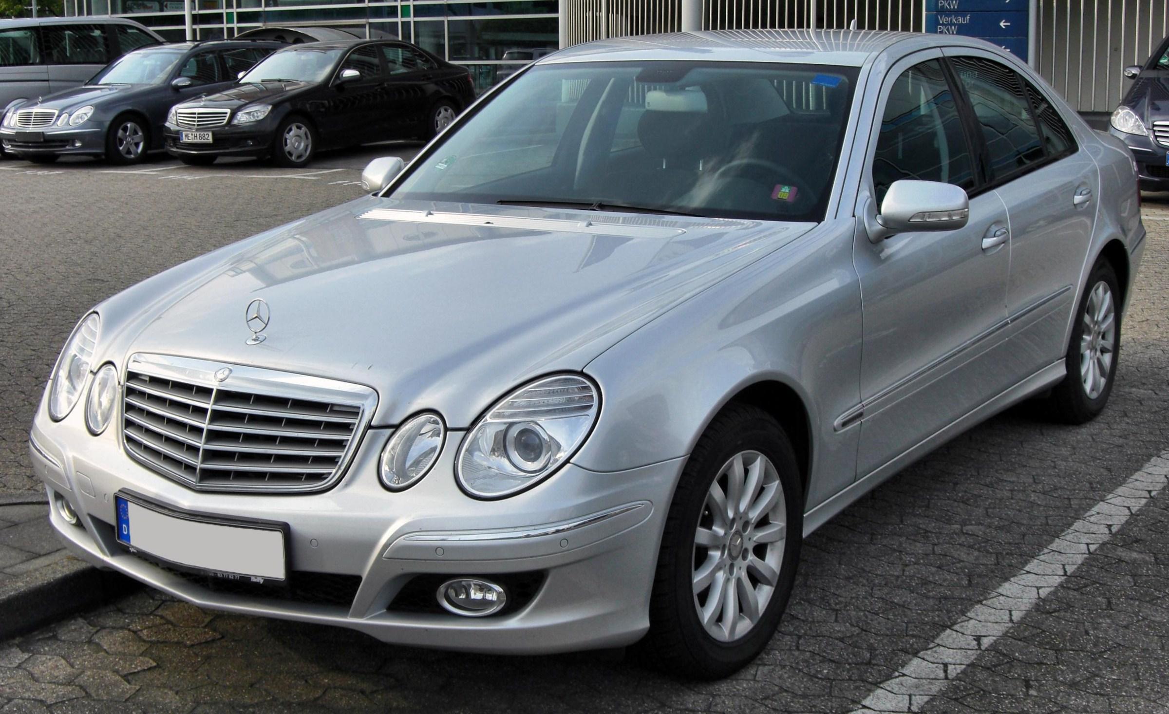 Mercedes Classe E Blueefficiency Cabriolet