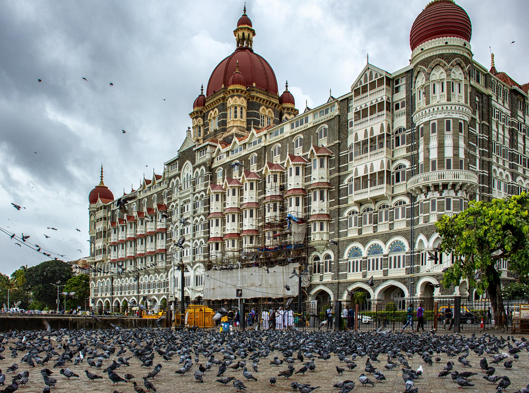 Hotel The Taj Mahal Palace Wikipedia Bahasa Indonesia Ensiklopedia Bebas