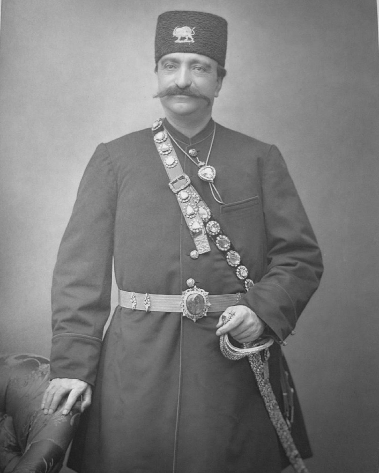 ناصرالدینشاه قاجار