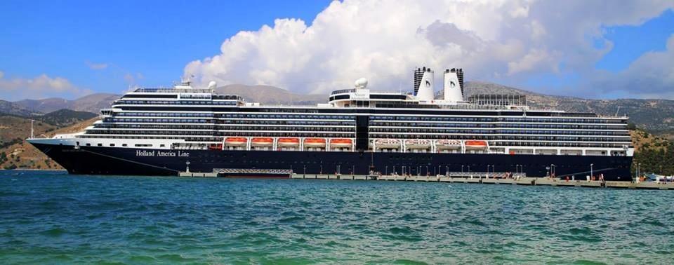 MS Nieuw Amsterdam Wikipedia - Amsterdam cruise ship