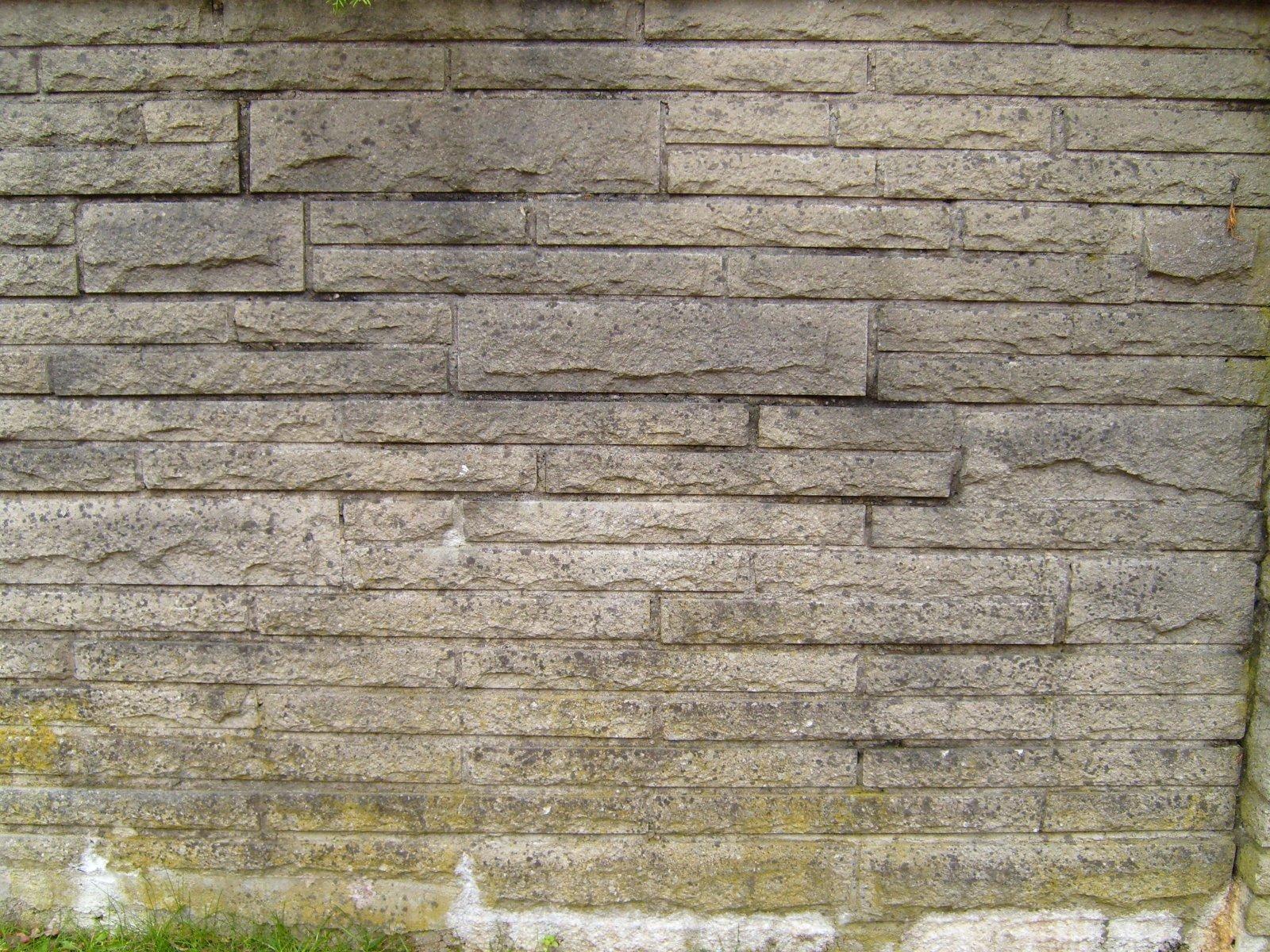 File Old Grey Concrete Brick Wall Jpg Wikimedia Commons