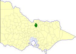 Shire of Rodney Local government area in Victoria, Australia