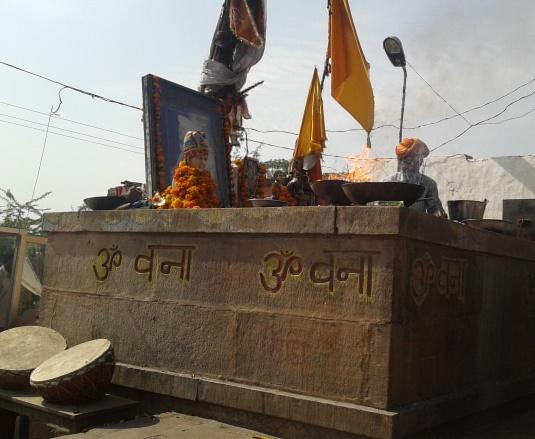 Om Banna Om_Bana_sthan%2C_near_Chotila_village%2C_Pali%2C_Rajasthan
