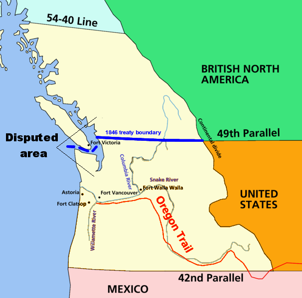 Fichier:Oregon boundary dispute map.PNG - Wikipédia
