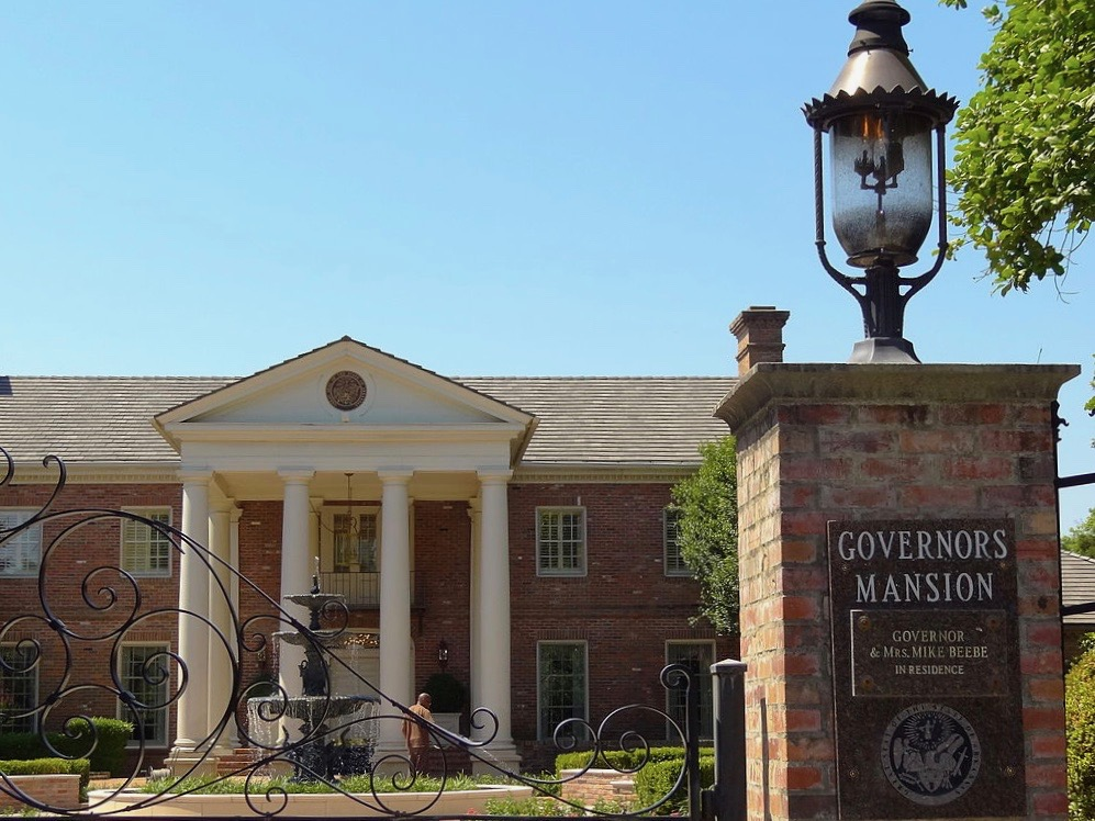 Timeline of little rock arkansas wikipedia the arkansas governors mansion was opened in 1950 malvernweather Gallery