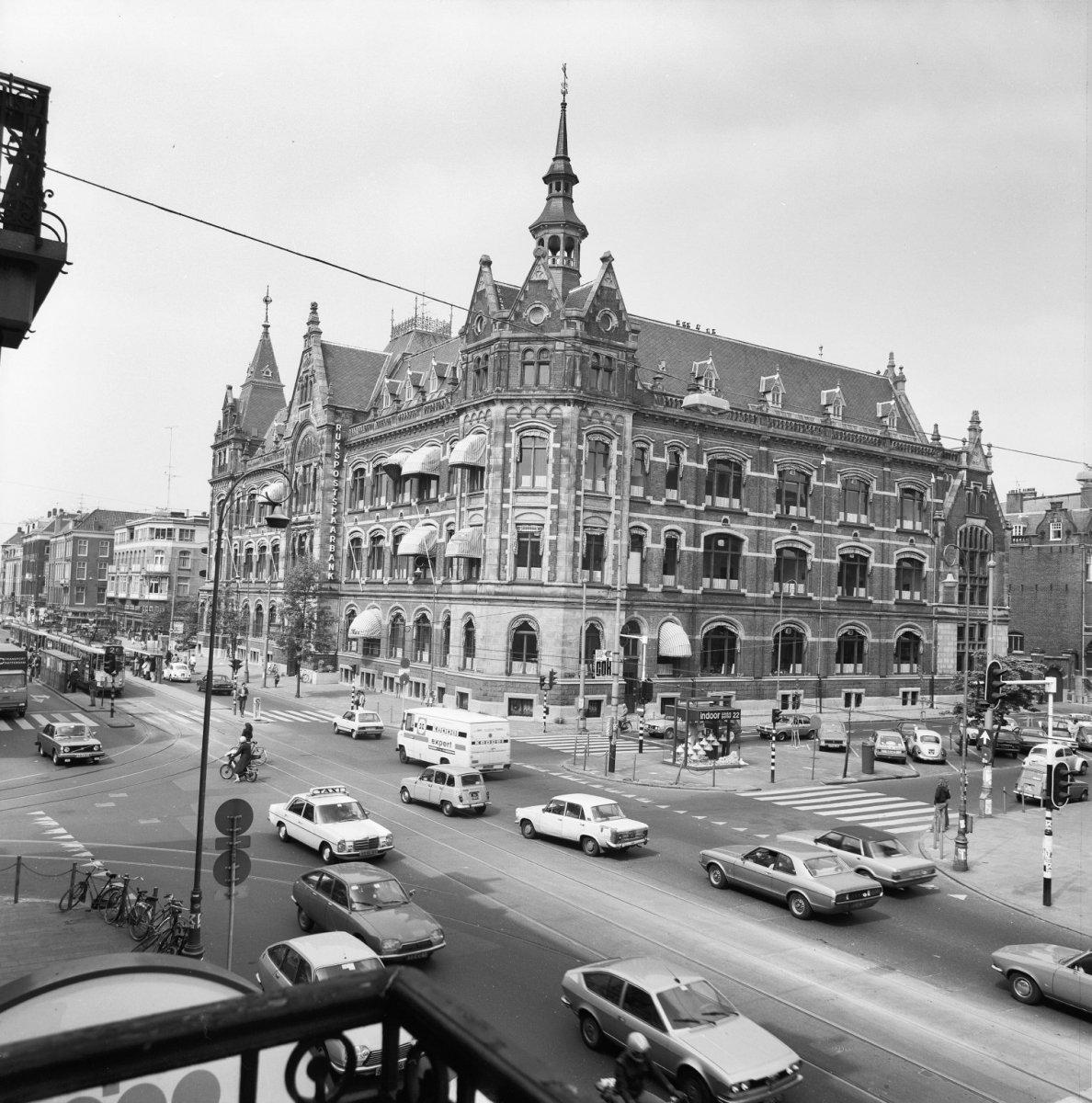 About: Van Baerlestraat