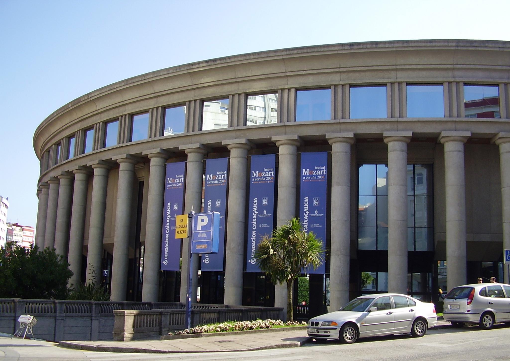 Palacio da Ópera da Coruña