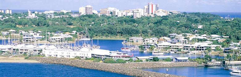 Panorama Darwin