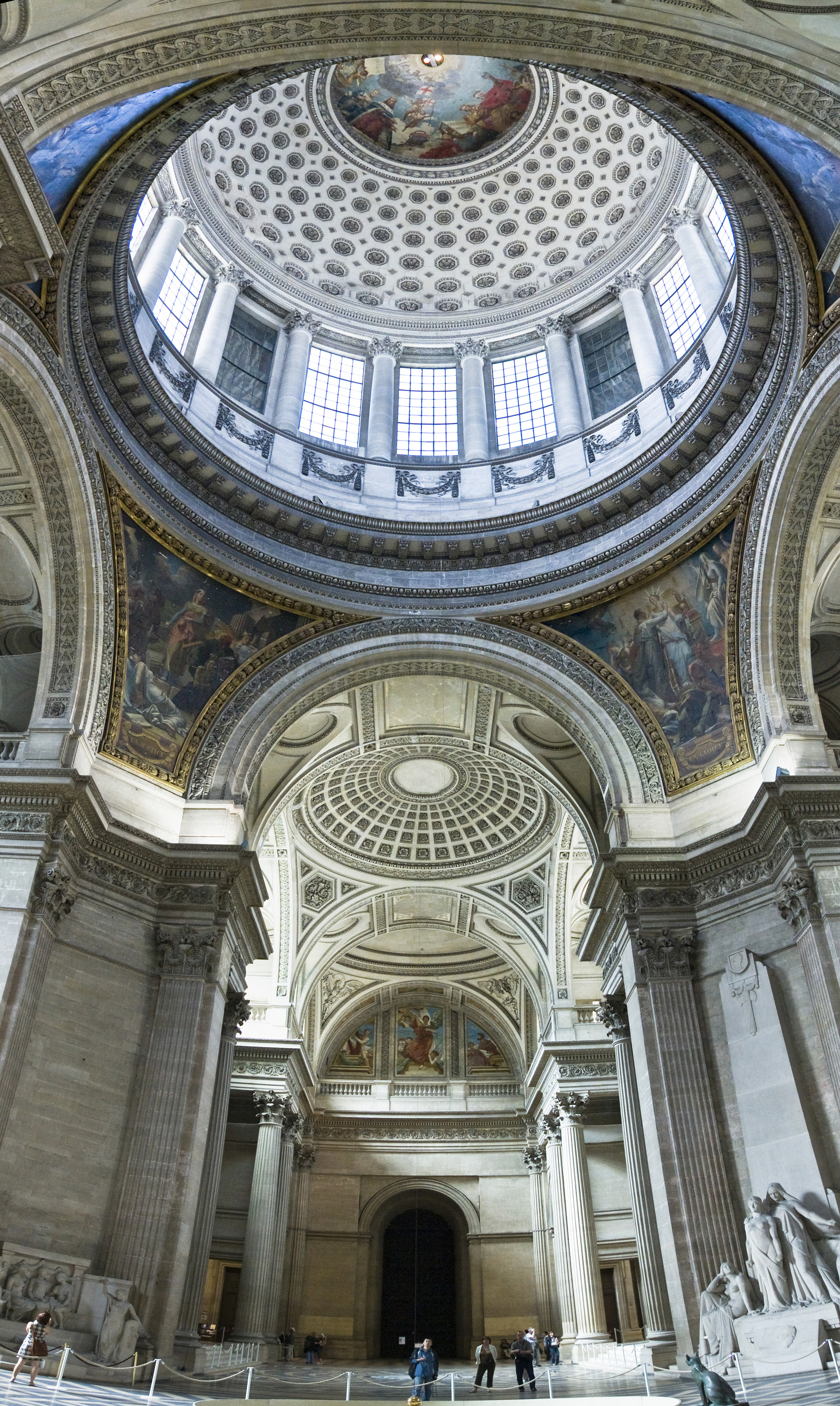 File paris pantheon interieur wikimedia for Interieur france