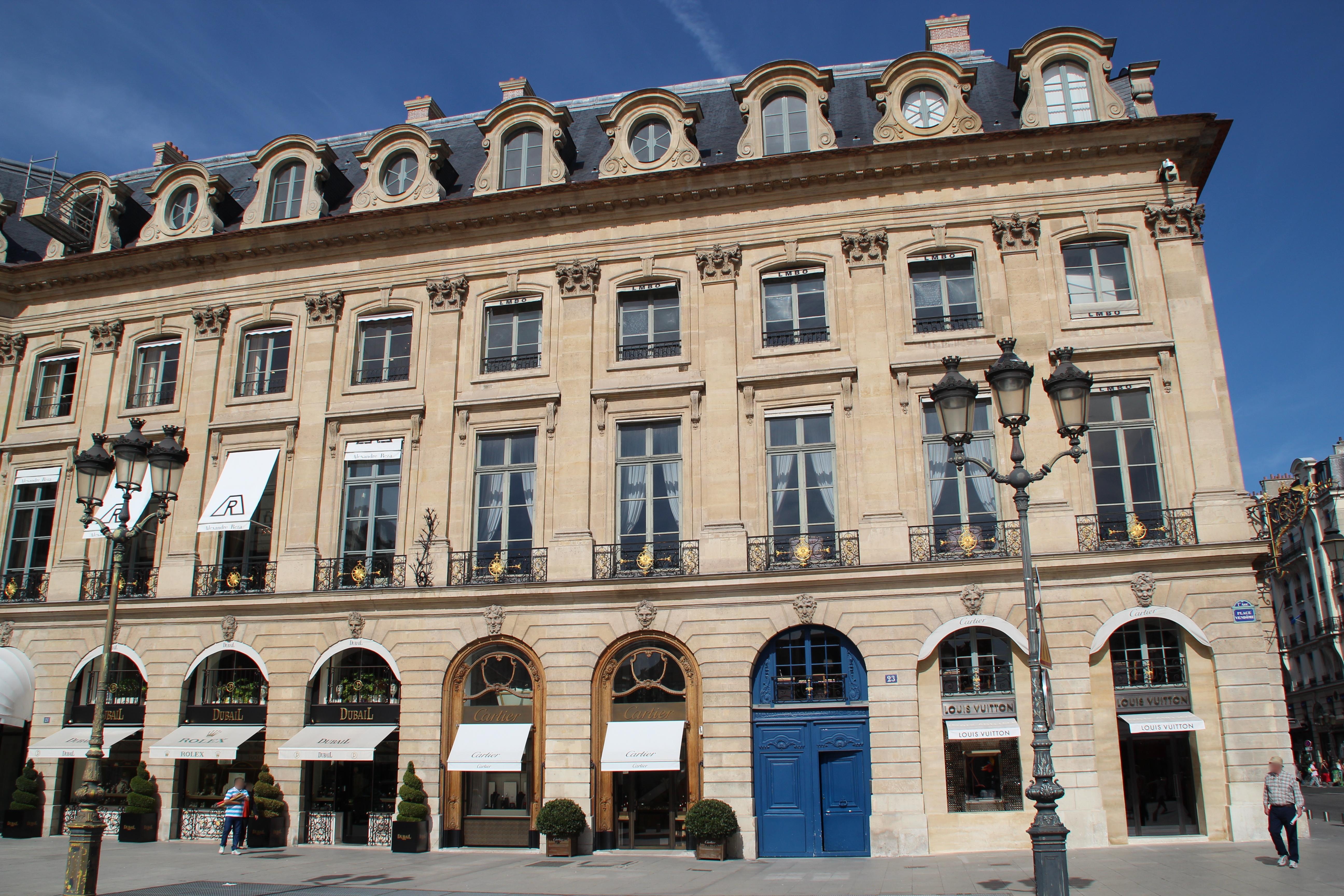 Hotel De Vendome Paris