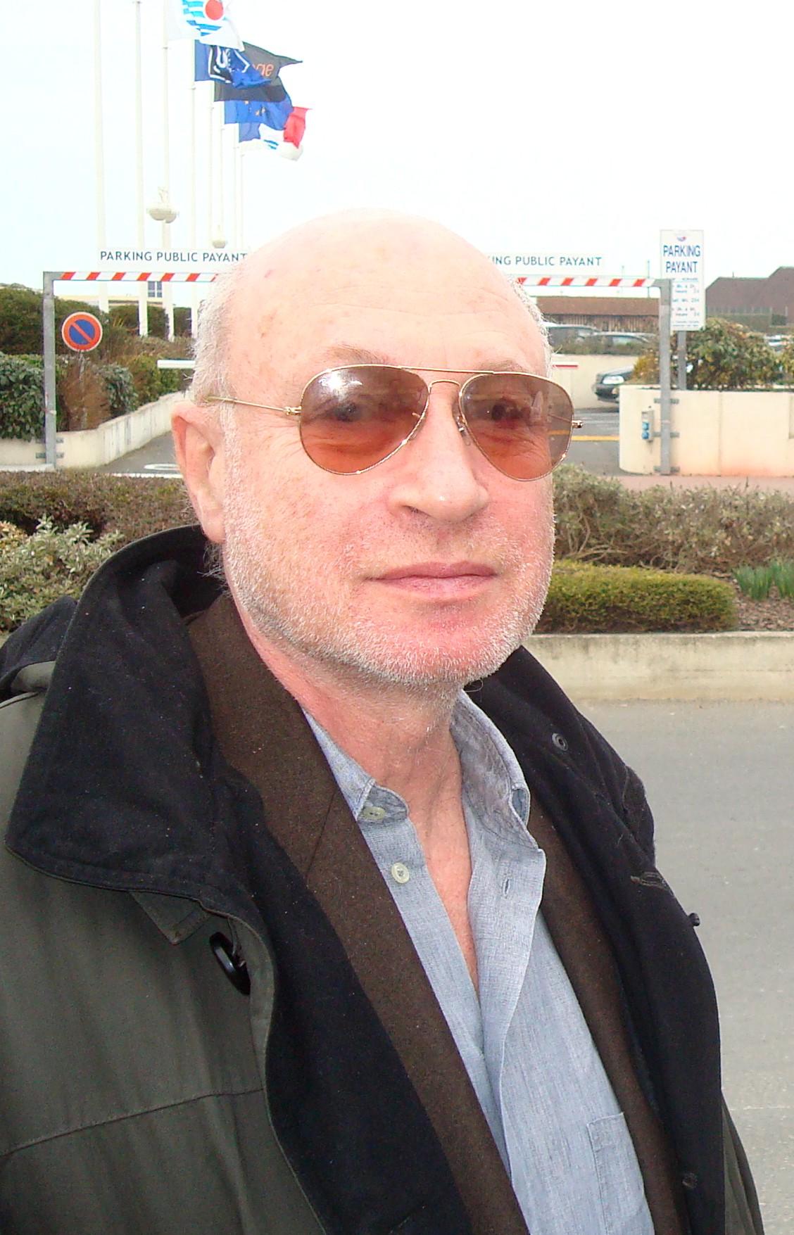 Pascal Bonitzer in 2010