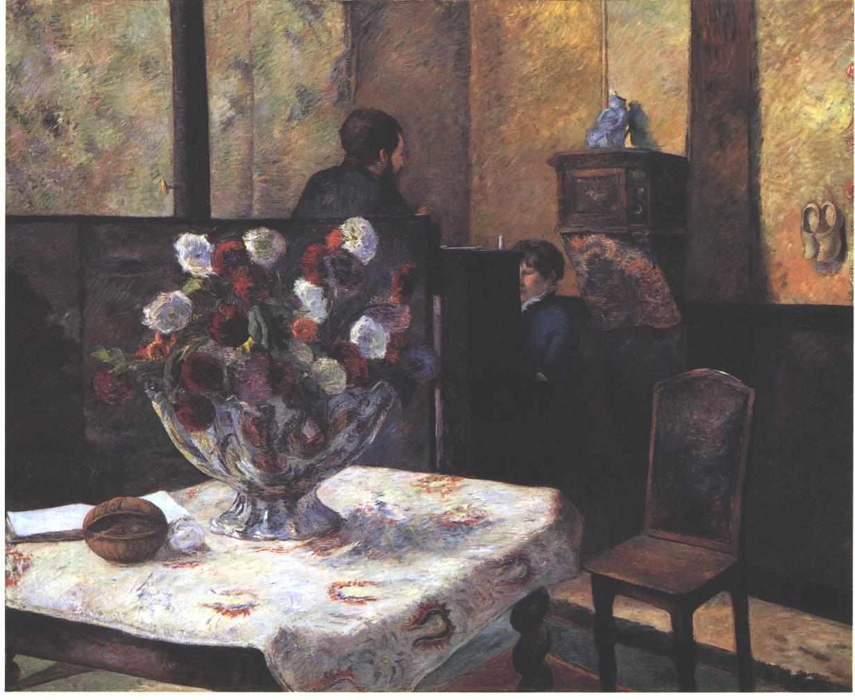 fichier paul gauguin interieur du peintre paris rue carcel 1881 jpg wikip dia. Black Bedroom Furniture Sets. Home Design Ideas