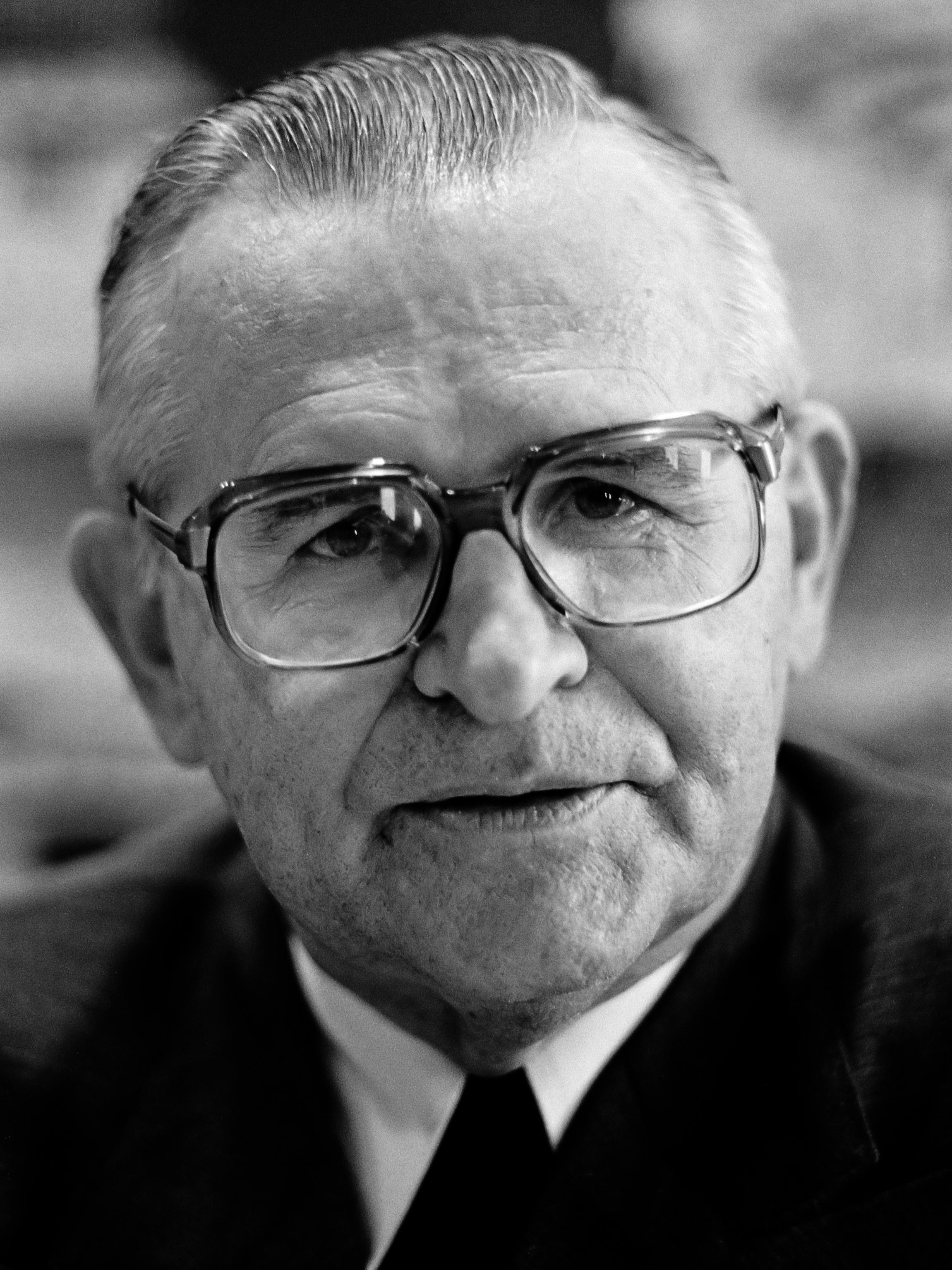 Paulo Evaristo Arns in 1982