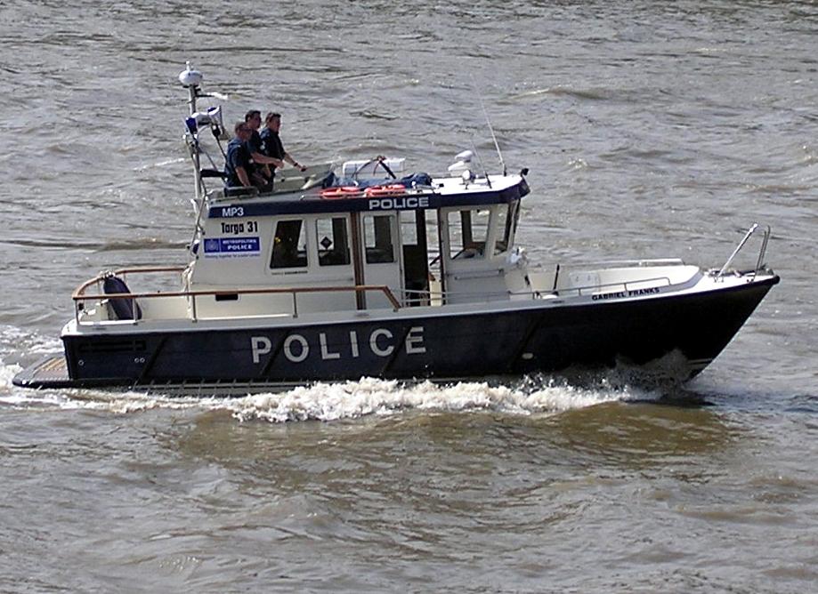 Metropolitan Police Marine Policing Unit - Wikipedia