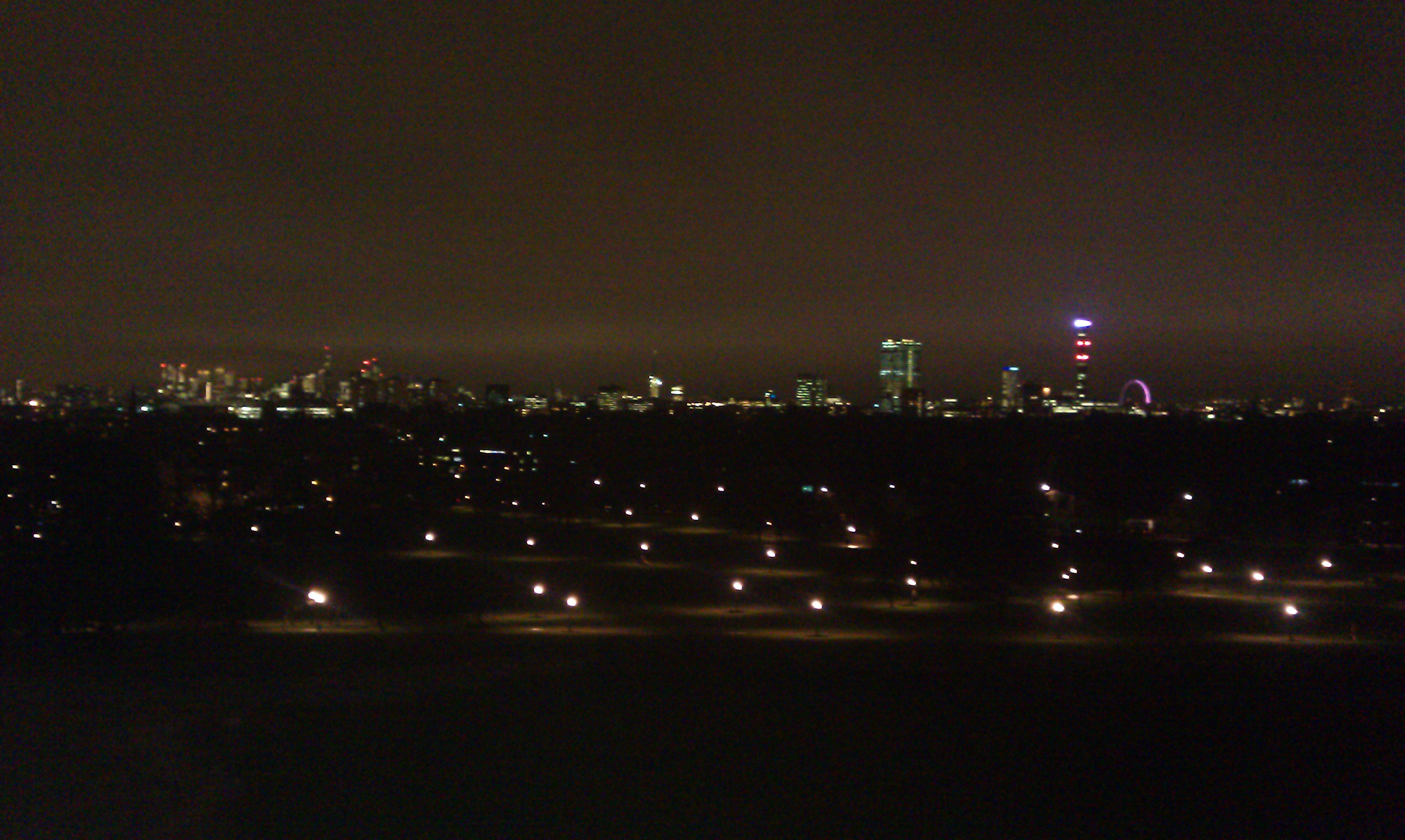 File:Primrose Hill at night - London - UK.jpg - Wikimedia ...