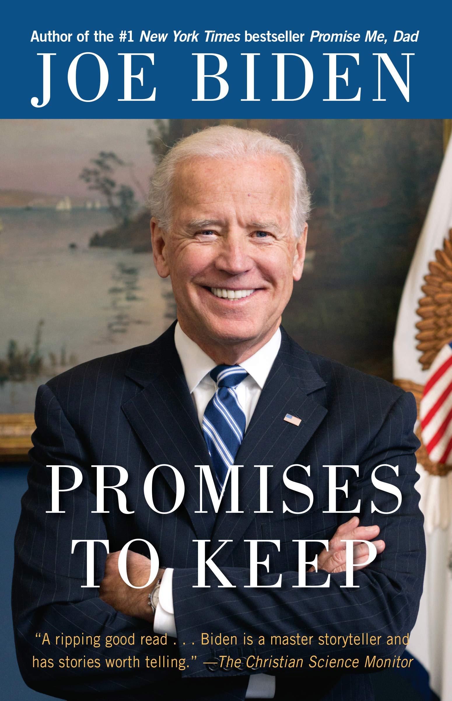 Promises to Keep (Biden book) - Wikipedia