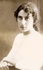 Rachel Bluwstein Israeli poet